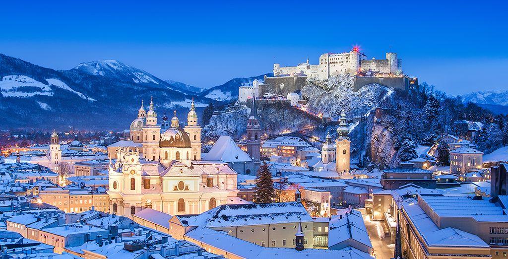Descubre la encantadora ciudad de Salzburgo