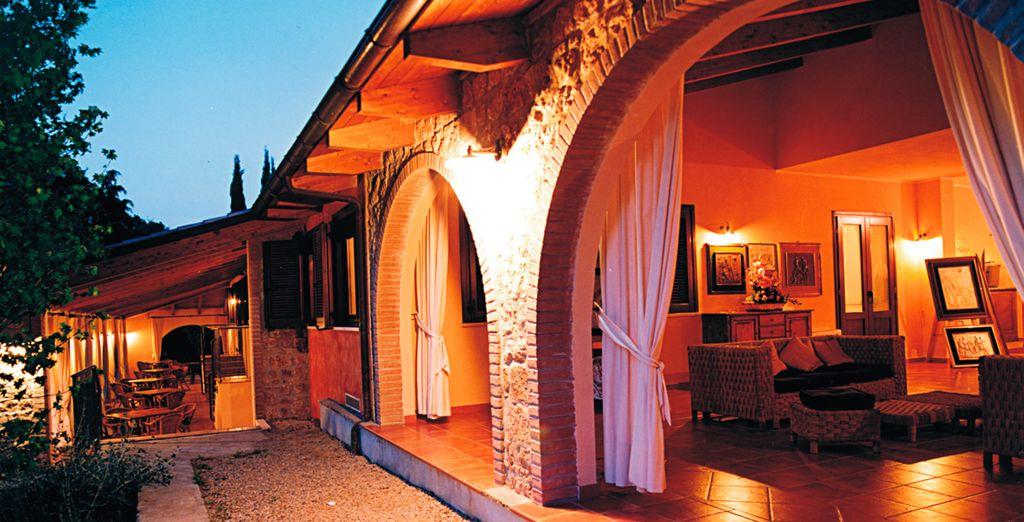 Bienvenido al Resort Pian Dei Mucini