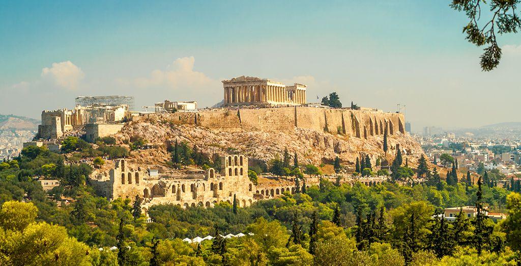 Viajes en Grecia - Atenas