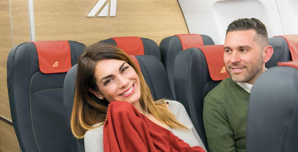 La promoción de fin de semana que te ofrece Alitalia es una excelente oportunidad para visitar Roma
