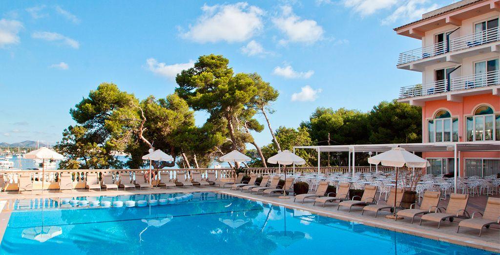 Hotel OLA El Vistamar 4*