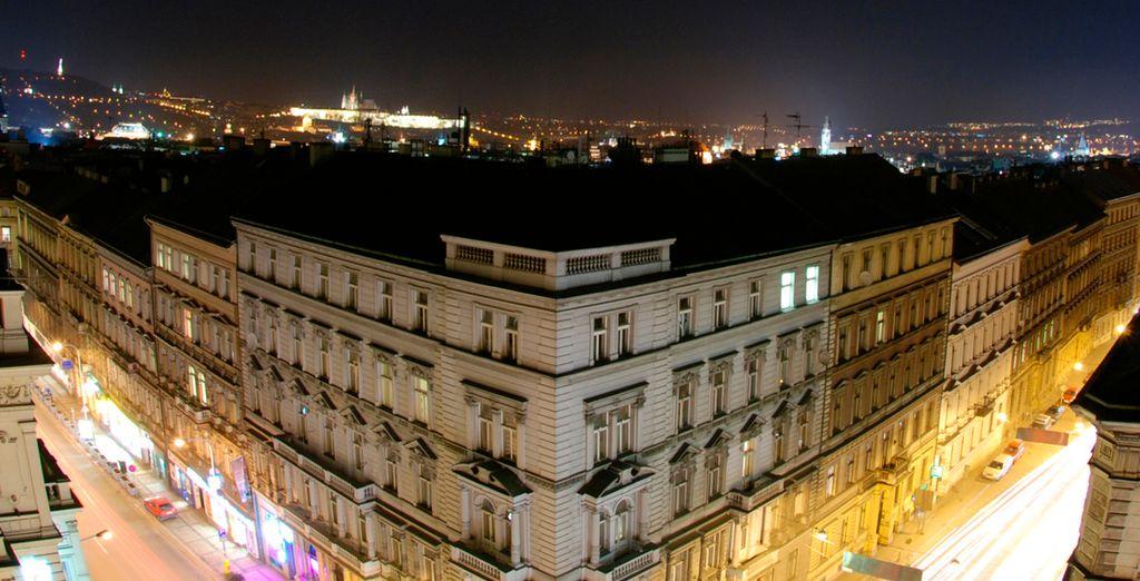 Hotel Sonata, Praga