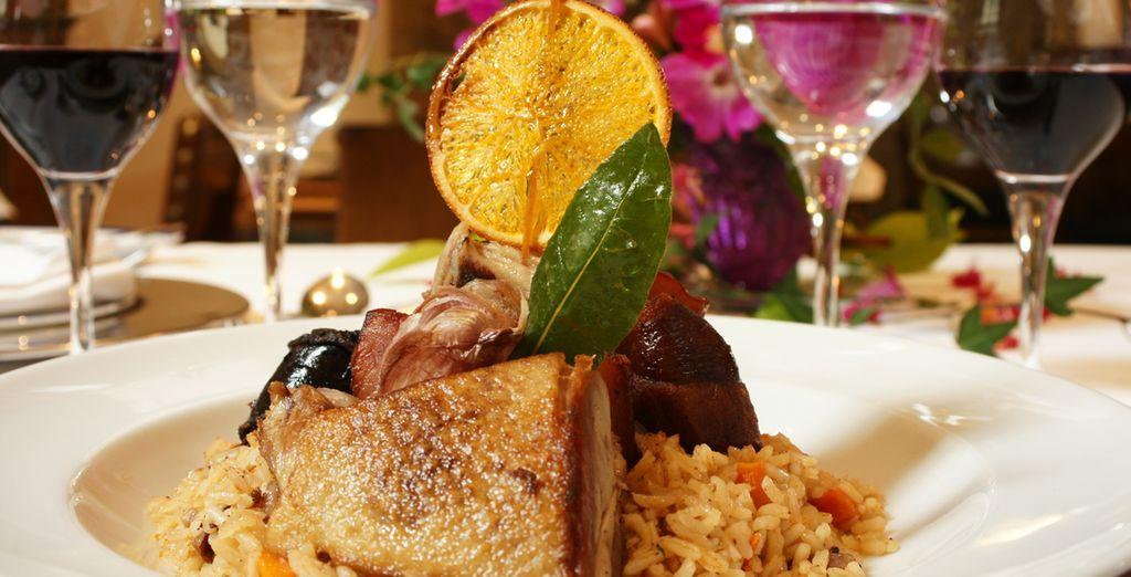 Saboree manjares tradicionales de la gastronomía regional