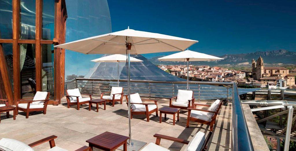 Desde tu hotel disfrutarás de unas vistas espectaculares