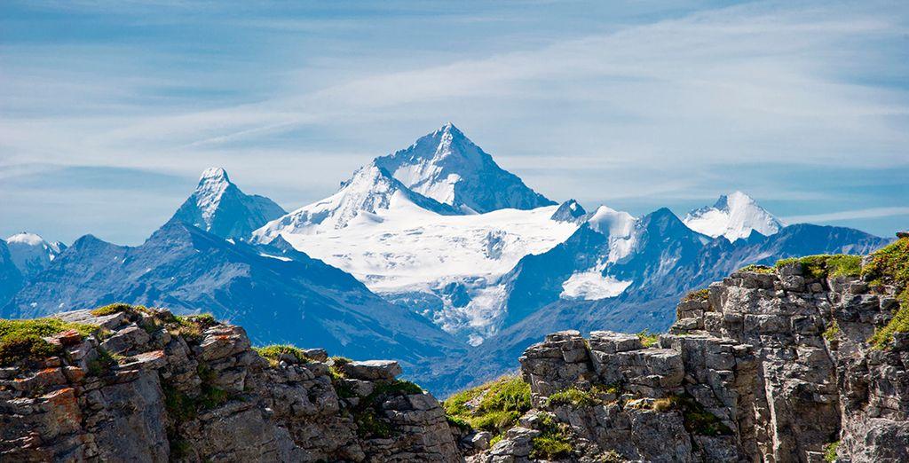 Descubra el lujo en la meca del ski alpino