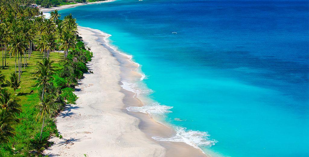 Playas paradisiacas en Lombok