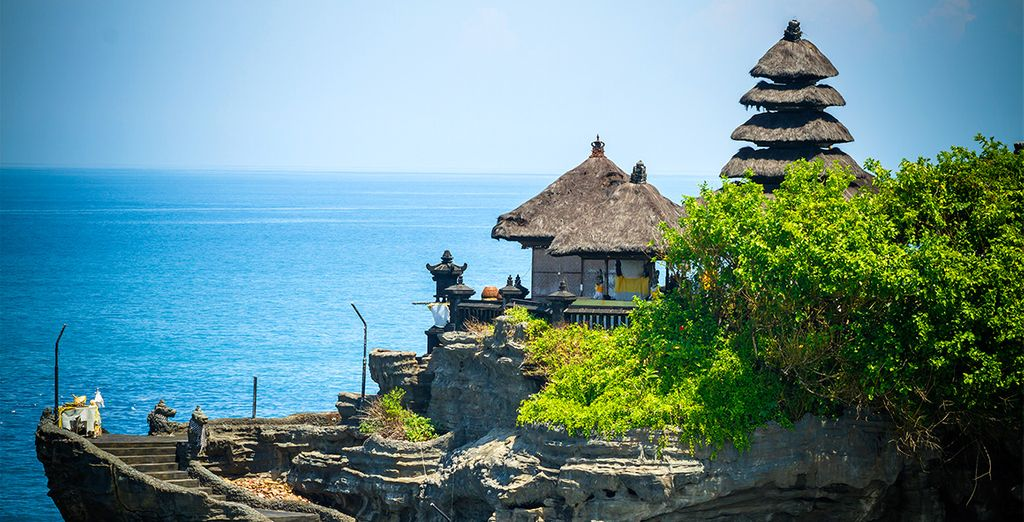 Tanah Lot, un lugar mágico por descubrir