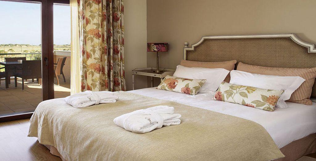 También tienes la opción de reservar un apartamento de 2 dormitorios