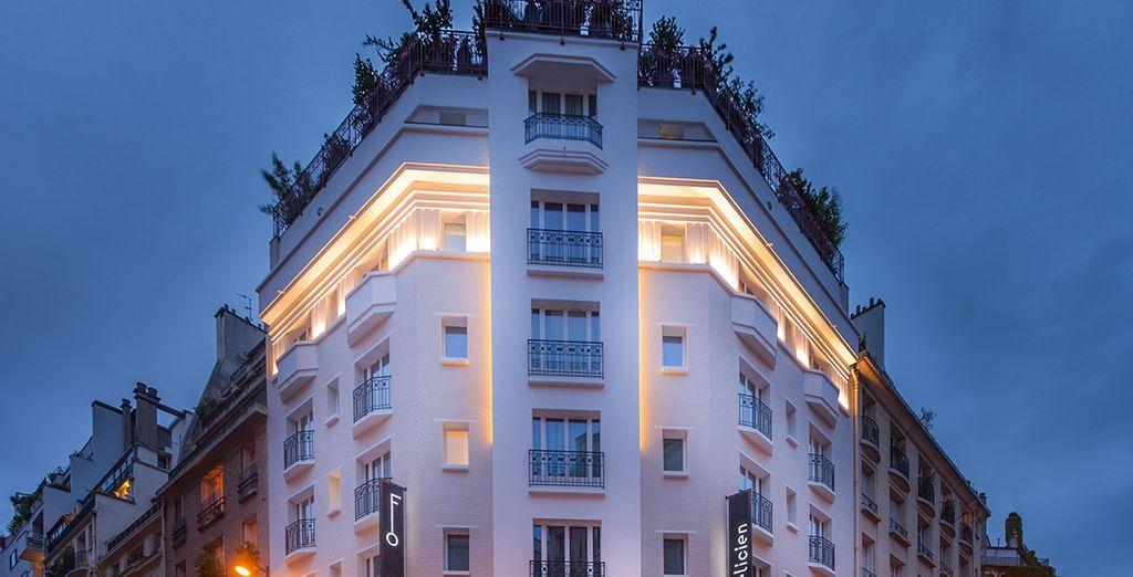 Hotel Félicien 4* by Elegancia, un hotel con estilo y diseño incomparables