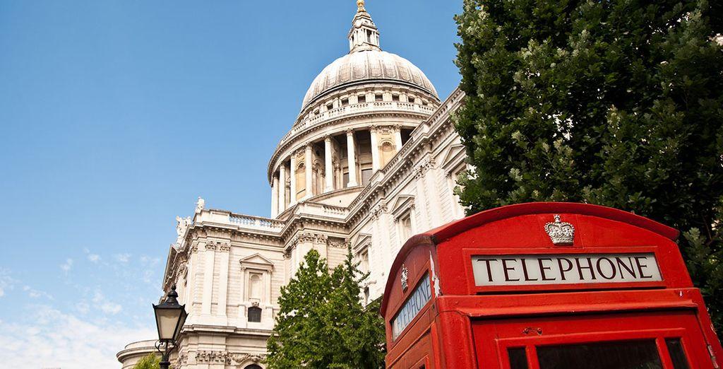 Londres, una ciudad que conserva su esencia más pura
