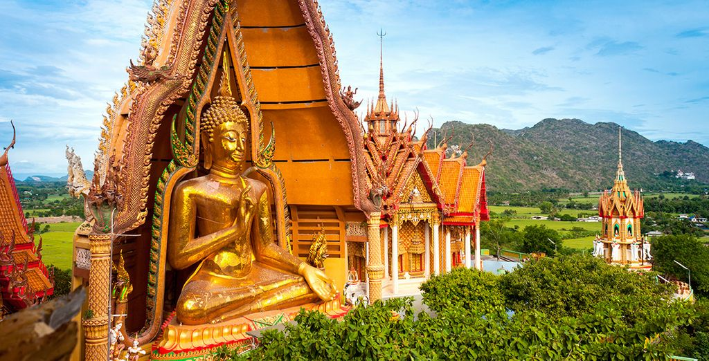 El Gran Budha de Kanchanaburi le dejará sin habla