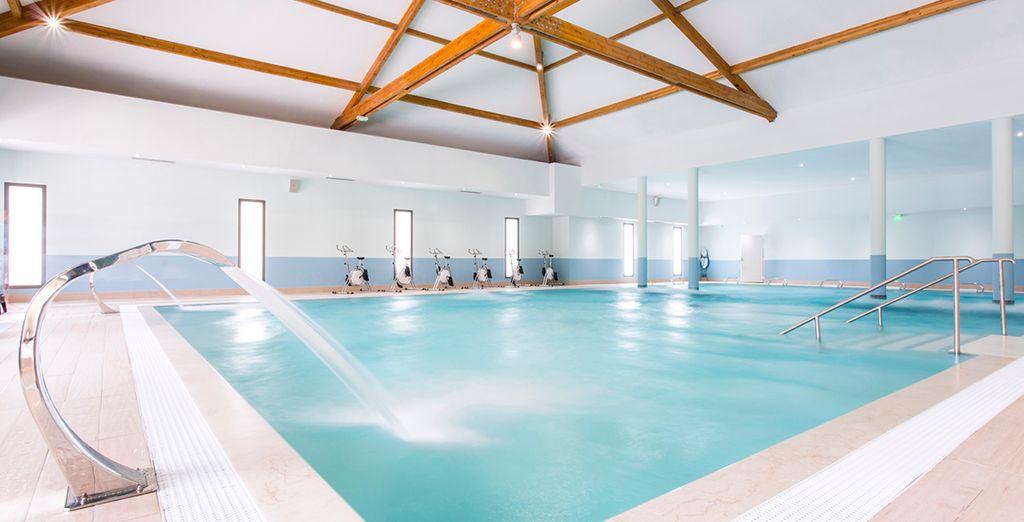 Bienvenido al Hotel Vichy Spa Montpellier Juvignac