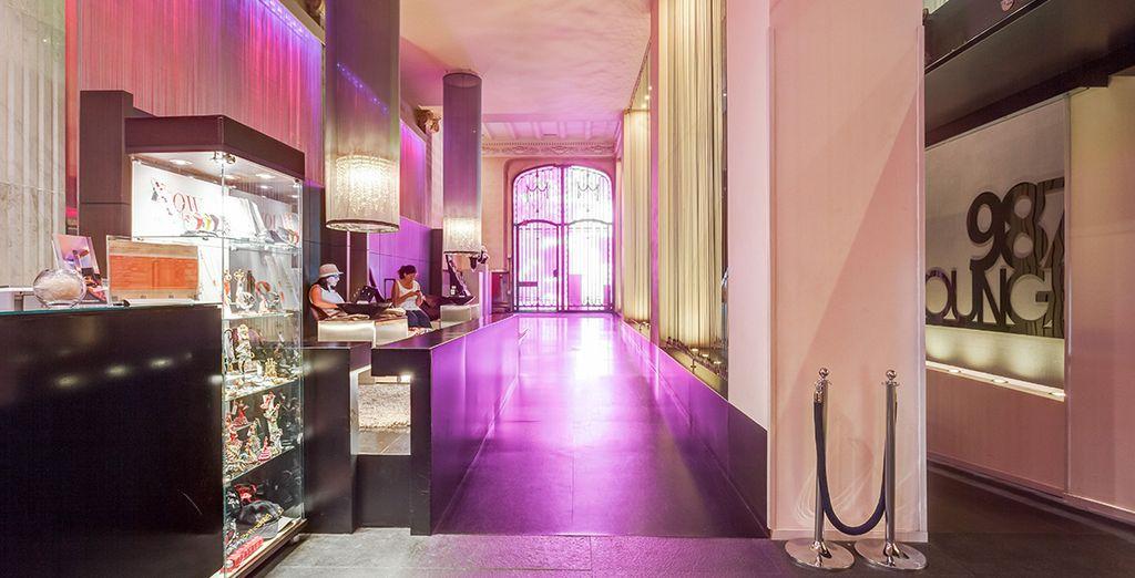 Bienvenido al 987 Barcelona Hotel