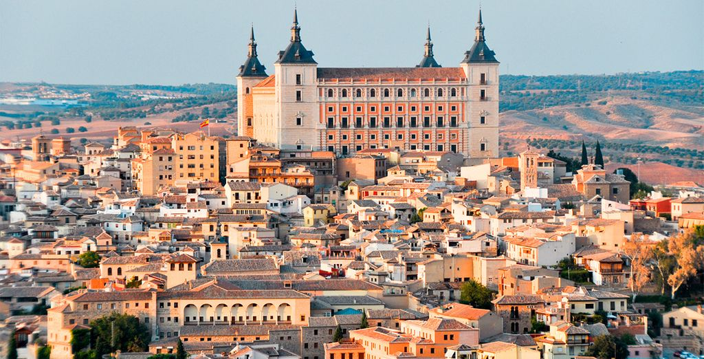 Descubra la capital de Castilla La Mancha