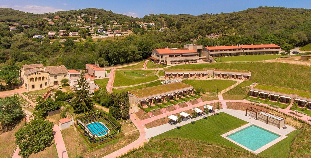 Hotel Mas Salagros Ecoresort & Aire Ancient Baths 5*