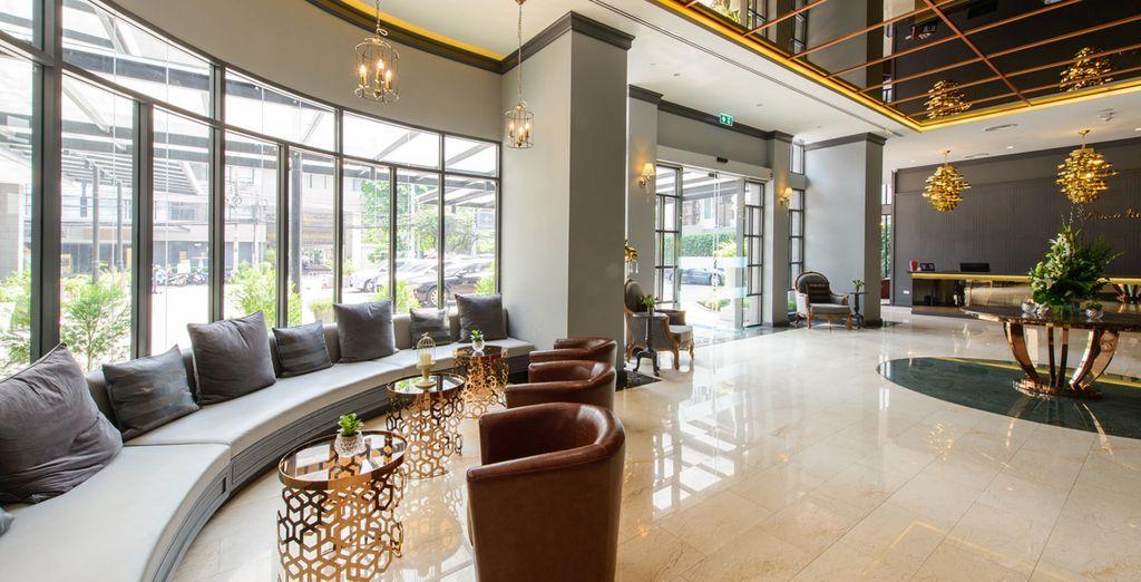 Well Hotel Bangkok Sukhumvit 20 5*