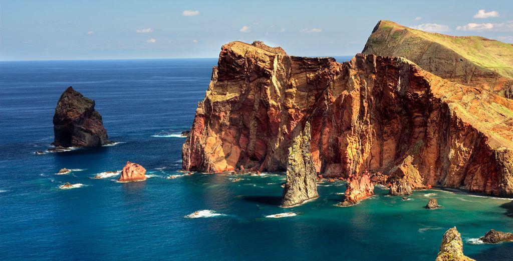 Madeira, la isla de las flores