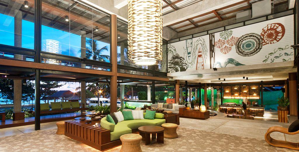 Holiday Inn Phuket te da la bienvenida a un entorno de lujo