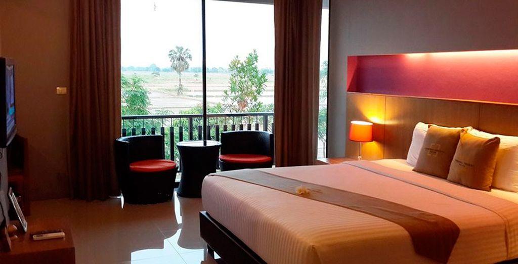 Sukhothai Treasure Resort & Spa 4*, Sukhotahi
