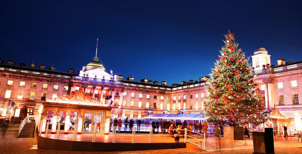 El hotel también tiene disponibilidad para Fin de Año y Reyes