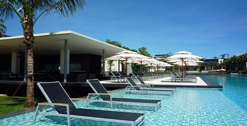 Bienvenido al paraíso de Phuket
