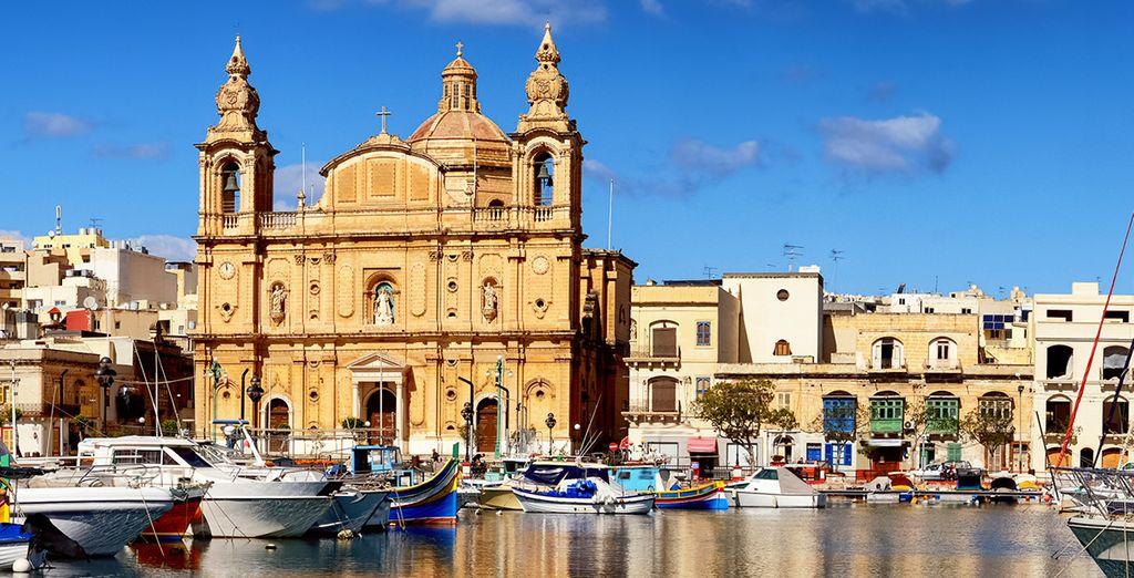 Malta un lugar con mucha historia