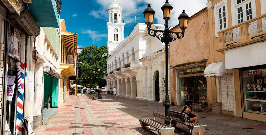 Combinado en Caribe Colonial 4* en Santo Domingo y Emotions 4* en Juan Dolio