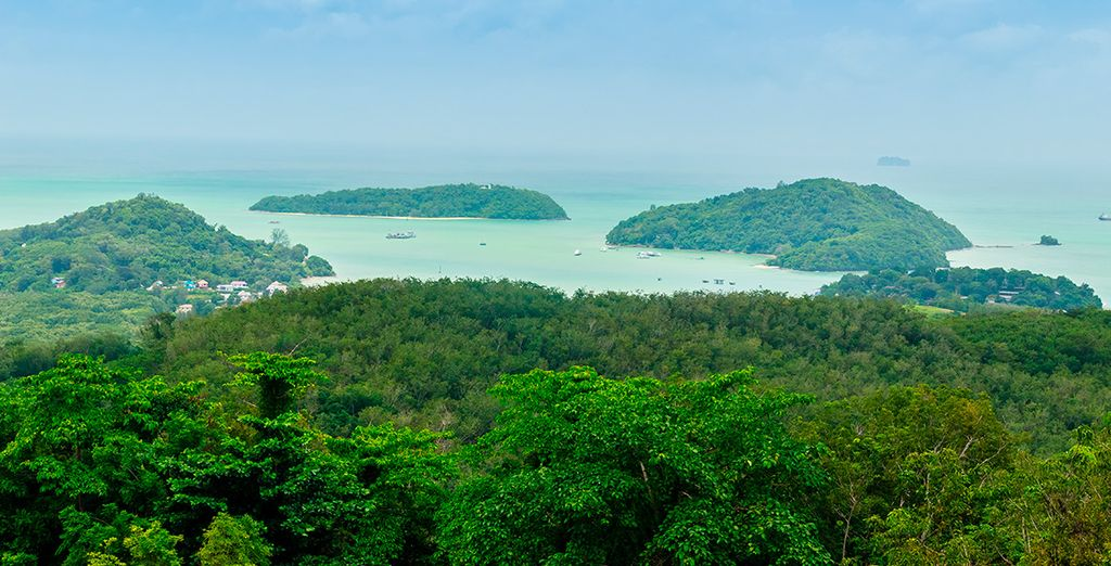Descubre Phuket...