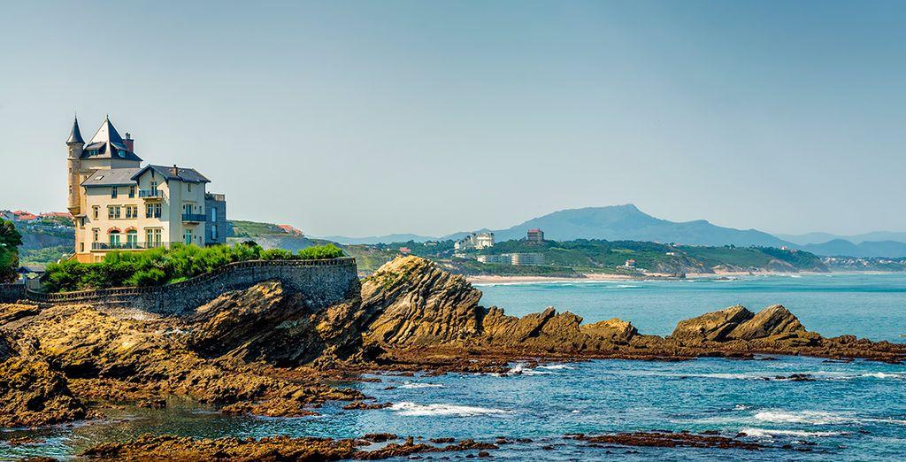 Bienvenidos a la preciosa Biarritz