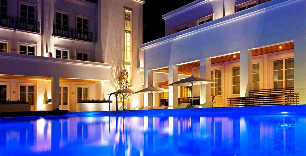 Bienvenido a Alentejo Marmòris Hotel & SPA 5*