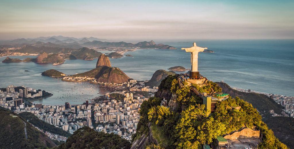 Viajes a Brasil, escapadas y vacaciones