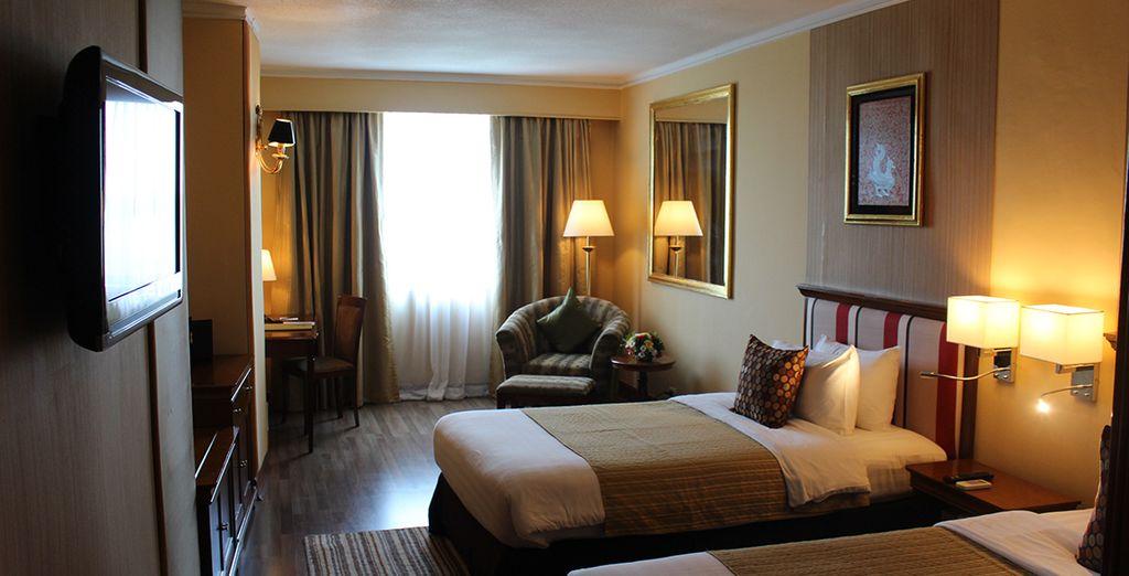 Tu elegante habitación Superior, en Mandalay Hill
