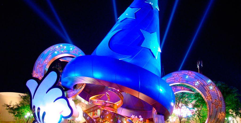 Diviértase, sueñe y disfrute en Disney World