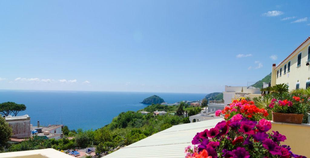 ¡Disfruta de tus vacaciones en Ischia!