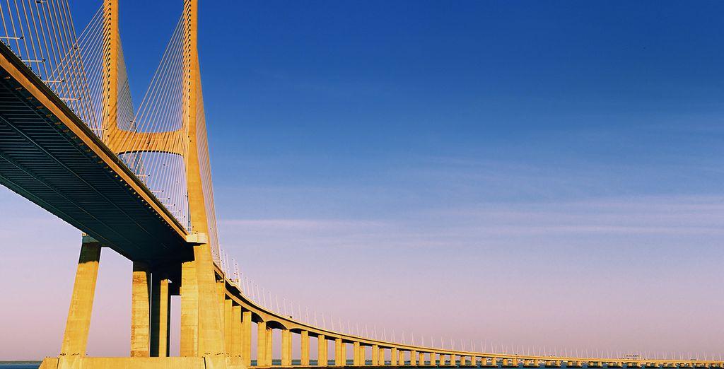 Lisboa combina modernidad con antigüedad