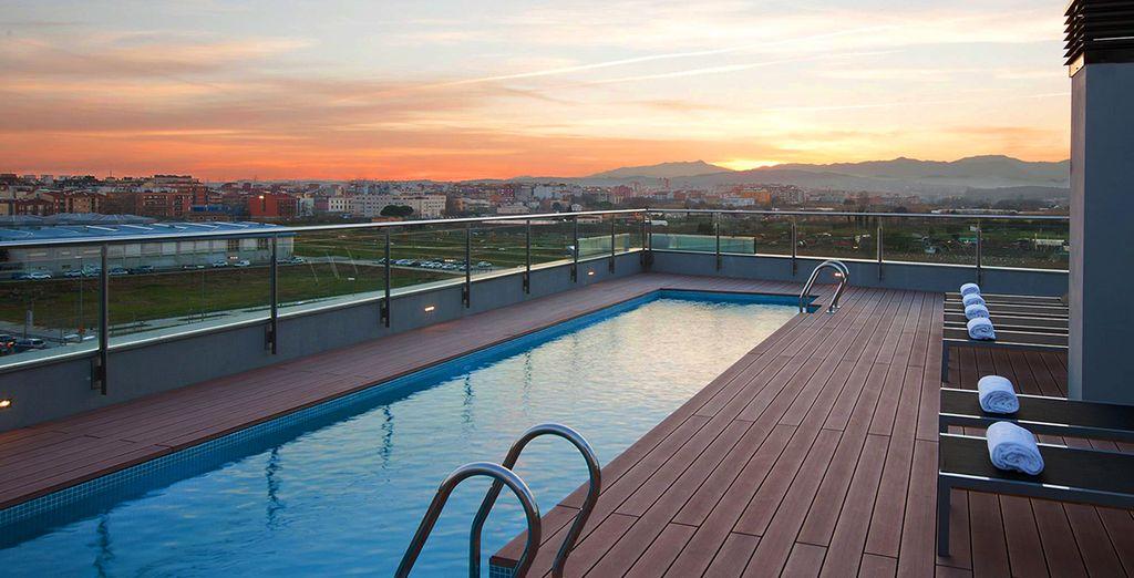 Hotel URH Girona 4*