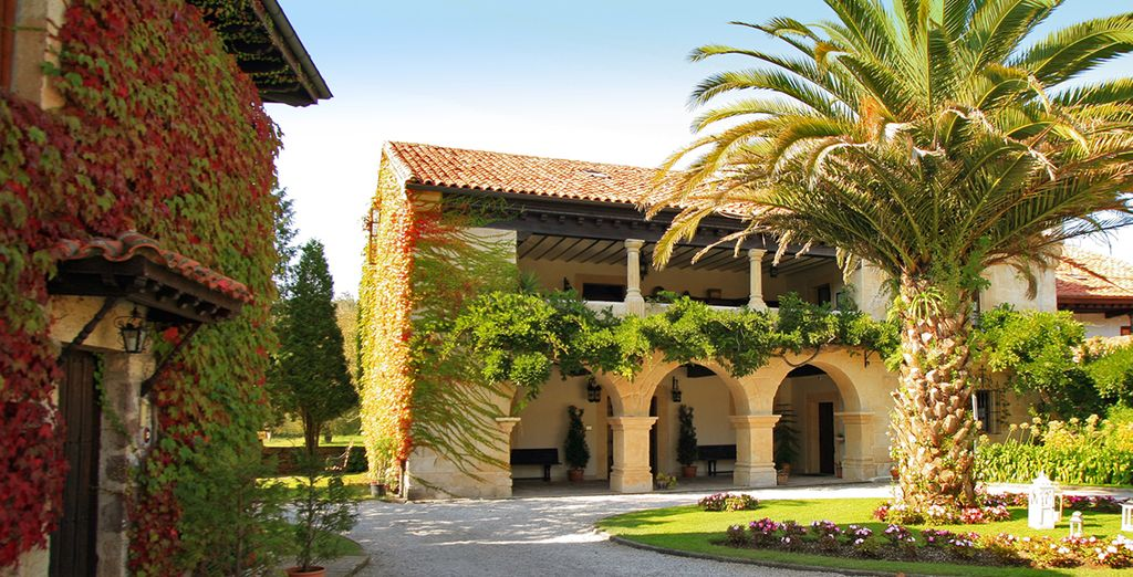 Palacio de Caranceja 4*