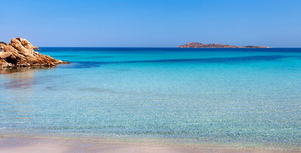 Belleza de la Isla de Cerdeña