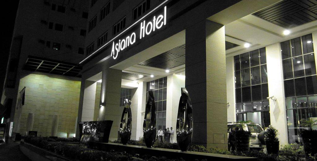Hotel Asiana 4* Superior