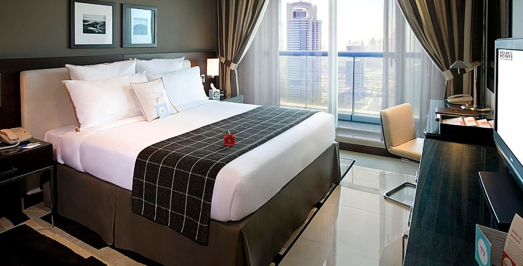 Hotel Four Point by Sheraton Sheikh Zayed 4* Superior
