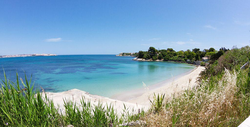 Disfrute de las mejores playas de Sicilia
