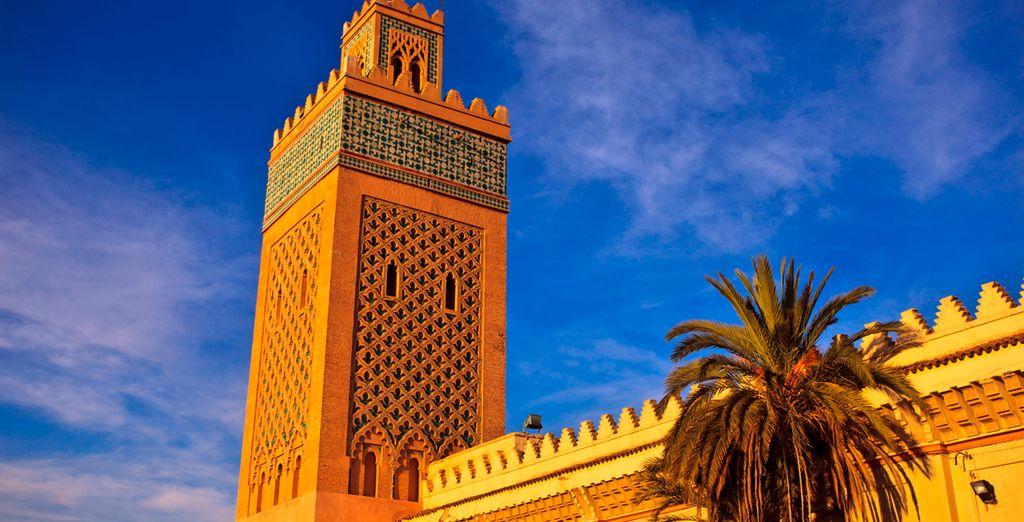 Marrakech, la capital cultural de Marruecos