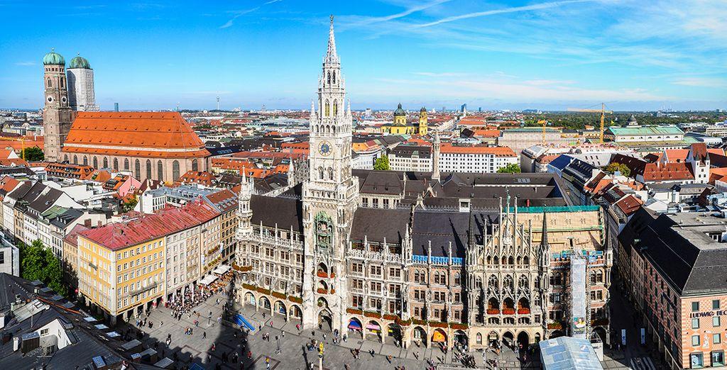 Munich tiene mucho que enseñarle