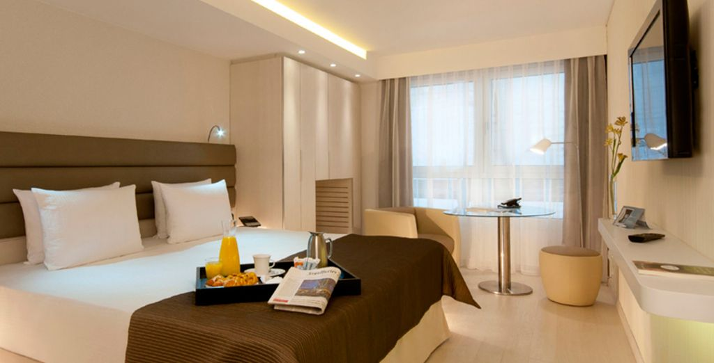 Hotel Eurostars Book 4*