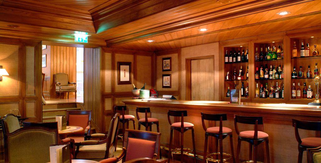 El bar, un rincón ideal