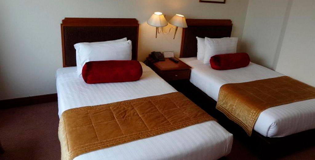 Hotel Topland, Phitsanulok