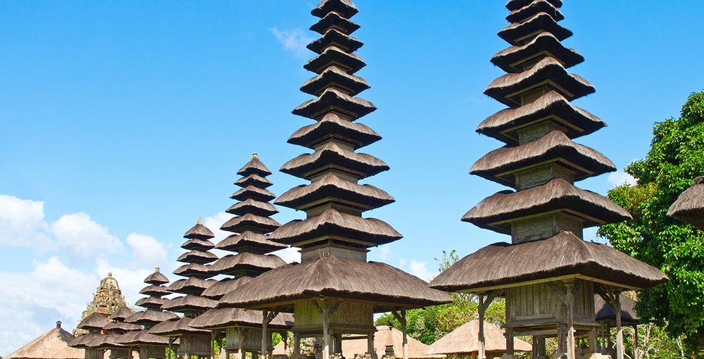 Visite sus templos más famosos