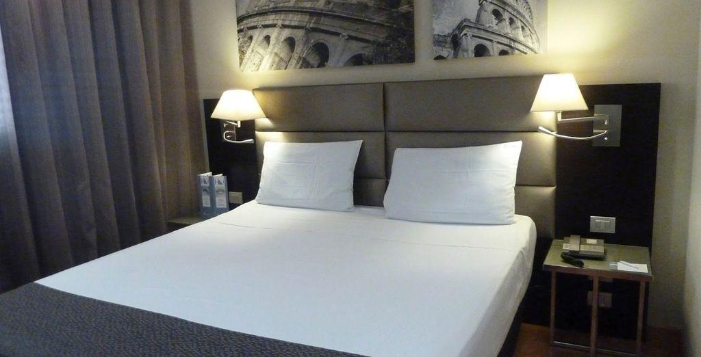 Hotel Eurostars Aeterna 4*, Roma