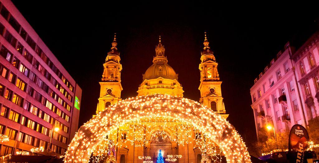 Disfrute durante el mes de Diciembre de la magia de la Navidad
