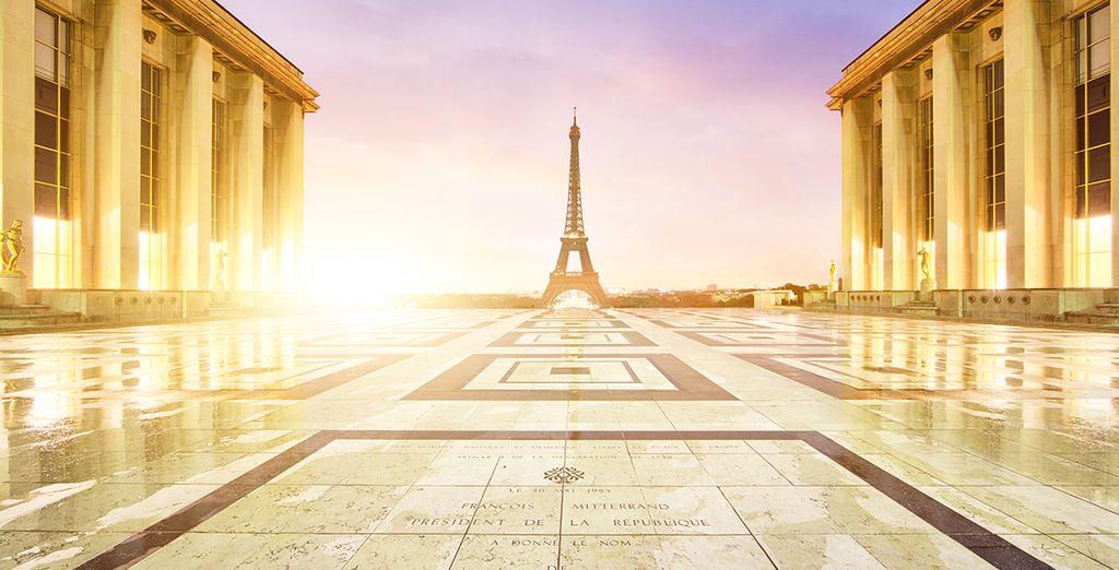 París es una ciudad que no deja de sorprender